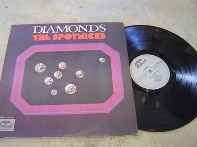 "THE SPOTNICKS(KOREA LP 12"")12TRACK DIAMONDS '75 pressing RARE"