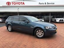 2009 Holden Commodore VE MY09.5 Omega Blue 4 Speed Automatic Sportswagon Dubbo 2830 Dubbo Area Preview