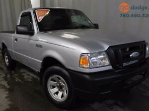 2007 Ford Ranger XL 4x2 Regular Cab RARE!