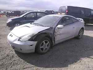 2 Celica GTS for parts Edmonton Edmonton Area image 2