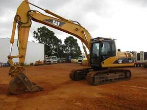 Hire. Excavator For Dry Hire 20 Tonner, buckets, ROCK BREAKER Pickering Brook Kalamunda Area Preview