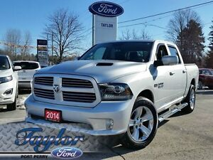 2014 Ram 1500 Sport *Leather**Sunroof**Camera*