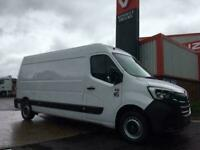 NEW Renault Master Panel Van RED EDITION 3.5t LWB EURO 6 L3 H2 150bhp AIR-CON