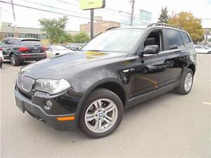 2007 BMW X3  **PANORAMIC ROOF**
