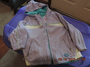 Girl's Size 5T Raincoat