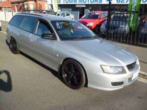 2006 Holden Commodore Wagon New Town Hobart City Preview