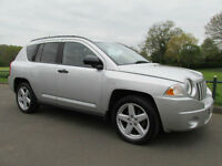 2008 (08) Jeep Compass 2.0CRD Limited ***FINANCE ARRANGED***