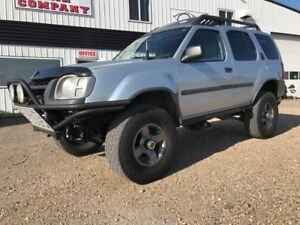 2002 Nissan Xterra XE 4x4 Lifted Only $6450!!!