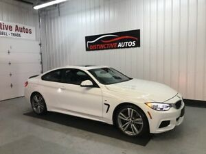 2014 BMW 4 Series 435i xDrive Coupe M PERFORMANCE/NAVI/B.CAM