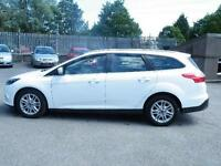 2013Ford Focus 1.6TDCi ( 105ps ECOnetic Titanium Estate
