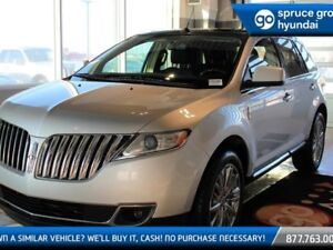 2011 Lincoln MKX LEATHER, BACKUP CAMERA, BLUETOOTH