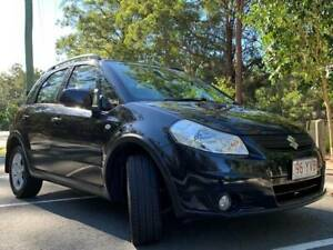 COMPACT BUT SPACIOUS SUV 4WD WITH GUTS AND SPIRIT XS4 Underwood Logan Area Preview