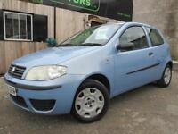 FIAT PUNTO 1.2 Active (blue) 2005