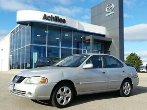*AS-IS*  2006 Nissan Sentra 1.8L, Manual, A/C