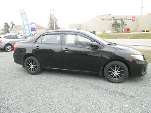 2012 Toyota Corolla CE One owner New wheel /tires