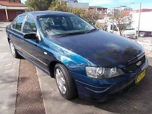 2004 Ford Falcon XT Cheap reliable car Gwynneville Wollongong Area Preview