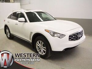 2010 Infiniti FX35 -AWD Luxury!! Low Km's