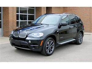 2013 BMW X5 xDrive35d + Technology + Premium Pkg