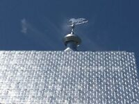 Steel roofing installation and repair  low low rates