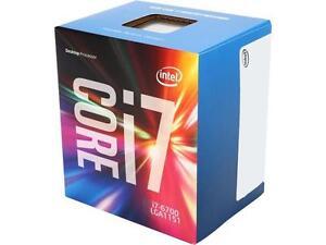 Custom Built - Intel i7-6700 4-Core 3.4GHz CPU, MSI Gaming Z170A