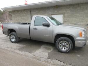 2012 GMC SIERRA 1500 REGULAR CAB PICK UP TRUCK