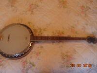 Banjo 5 stringed