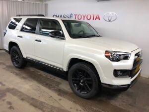 2019 Toyota 4Runner 4 RUNNER LIMITED 2019 NIGHTSHADE EDITION DEM