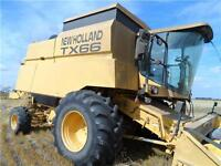 1998 NEW HOLLAND TX66 LOTS OF RECENT WORK DONE 0%-60 MOS OAC