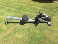 Star Shaper Digital Rowing Machine