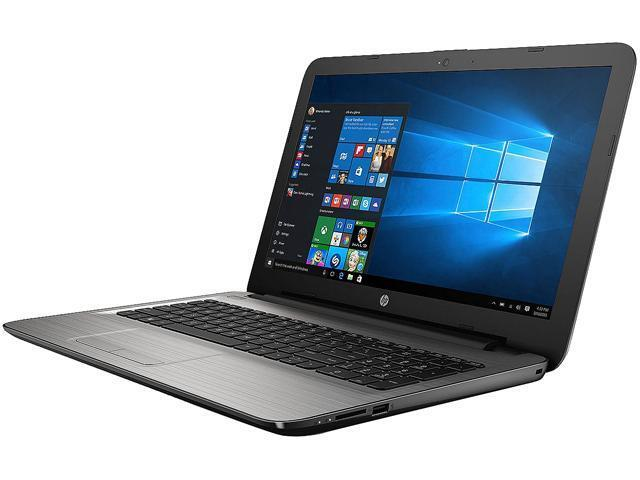 "HP 15-AY197 15.6"" Laptop Intel Core i5 7th Gen 7200U (2.50 GHz) 1 TB HDD 8 GB Me"