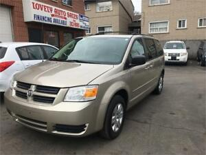 2009 Dodge Grand Caravan SE, STOW N GO SEATS