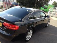 Audi A4 Auto Saloon Car