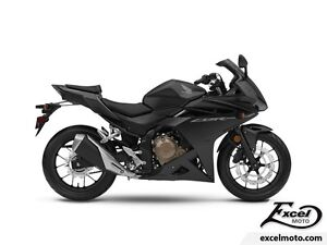 2016 Honda CBR500RAG ABS