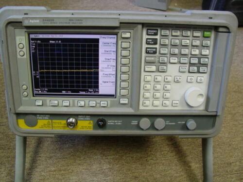 Agilent E4403B 9 KHz - 3 GHz Spectrum Analyzer
