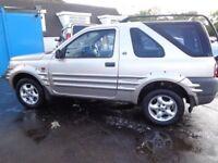 2001 Land-Rover Freelander 1.8 3 door sport MOT'd March £995
