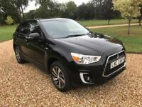2015 (15) Mitsubishi ASX 3 1.6 Petrol ONLY 8,500 MILES IMMACULATE
