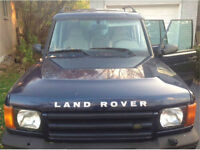 FABULOUS DEAL 2002 Land Rover Discovery SUV