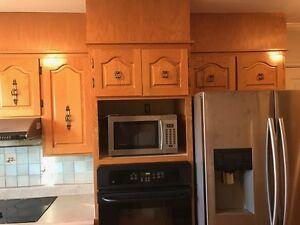 For Sale: Kitchen Cabinet Set, $1600 St. John's Newfoundland image 5