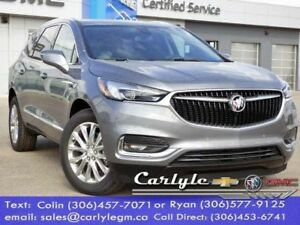 2019 Buick Enclave Dual Sunroof, NAV, 9-Spd.