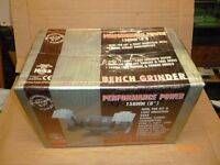 Bench Grinder 6 Inch Wheels, Unused box has not been opened.