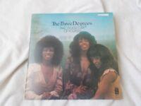 Vinyl LP Take Good Care Of Yourself The Three Degrees Philadelphia PIA 69137