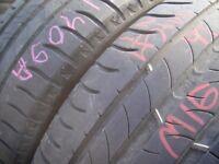 205/55/16 Michelin Energy Saver, Mercedes x2 A Pair, 5.2mm (454 Barking Rd, Plaistow, E13 8HJ)