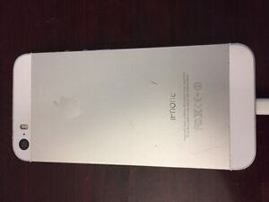 iPhone 5S, Silver, 16G, $260, locked to Fido