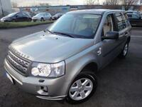 LHD 2011 Land Rover Freelander 2 2.2TD4 SE UK REGISTERED