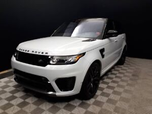 2017 Land Rover Range Rover Sport SVR | No Accidents | 550 Horse