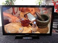 40'' Samsung tv lcd(buillt freeview.2xhdmi and usb)
