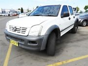 2004 Holden Rodeo RA LT Crew Cab White 4 Speed Automatic Utility Colyton Penrith Area Preview