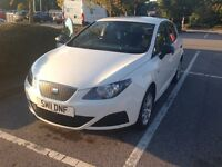 Seat Ibiza - 80.7 MPG on average!- £0 TAX!- FULL SERVICE HISTORY- MOT April 2017- AMAZING CONDITION