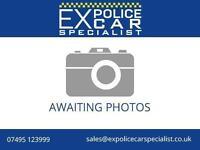 2011 60 FORD FOCUS 1.6 STYLE TDCI 5D 90 BHP DIESEL 1 OWNER EX POLICE CAR