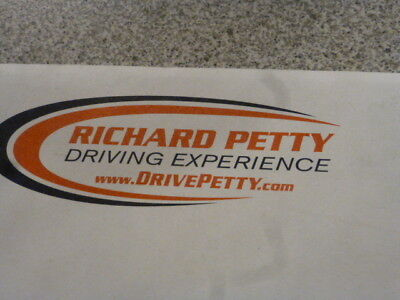 RACING FAN'S BEST GIFT EVER! NASCAR DRIVING EXPERIENCE VALUE